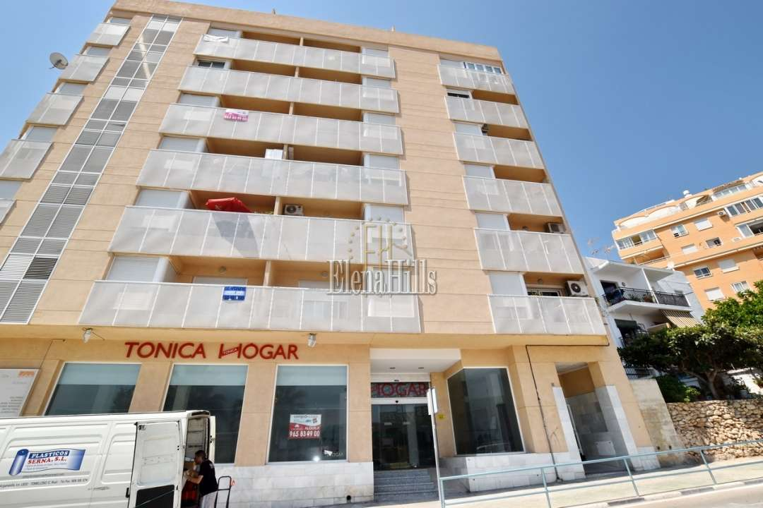 Spacious commercial property for sale in the center of Calpe