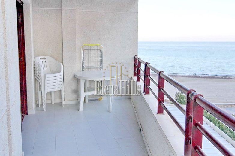 Купить квартиру в кальпе на первой линии моря