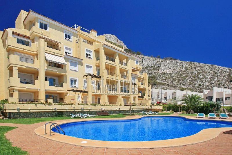 Испания алтея купить квартиру