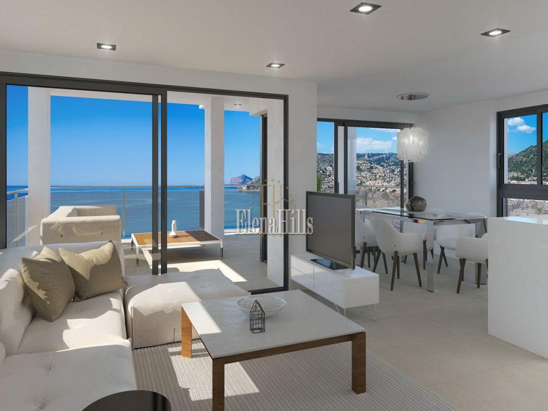 Wonderful Arenal Suites - Luksus leilighet med flere etasjer i Calpe KS-97